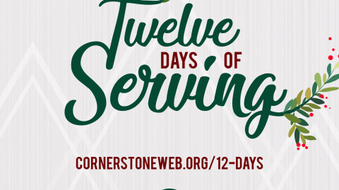 12 Days of Serving